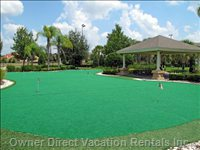Windsor Hills Putting and Chipping Green