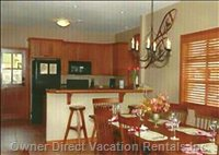 Dinning Room Kitchen