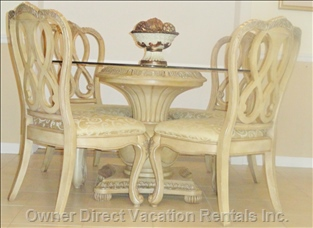 Italian Imported Dining Table