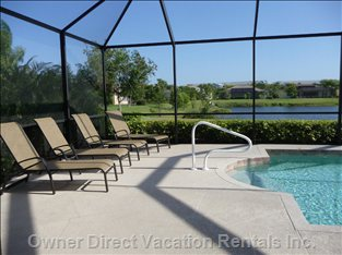 Your Very Own Place in the Sun with Private Pool & Large Deck