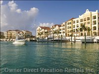 Cap Cana Marina and Founders Residences Buildings