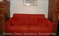Sofa - Double Sofa Bed Very Comfortable