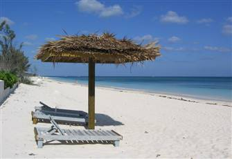 Two Bedroom Beachfront Apartment in Freeport Bahamas