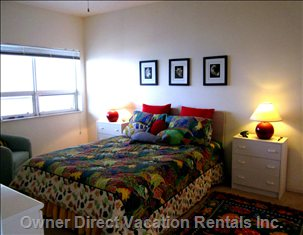 Master Bedroom, Ocean View, Bathroom En Suite