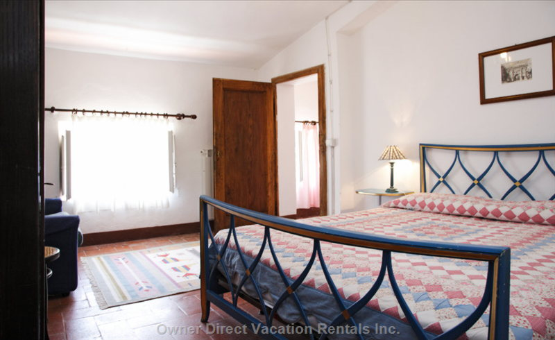 Double Room - Double Room with Connecting Twin Room