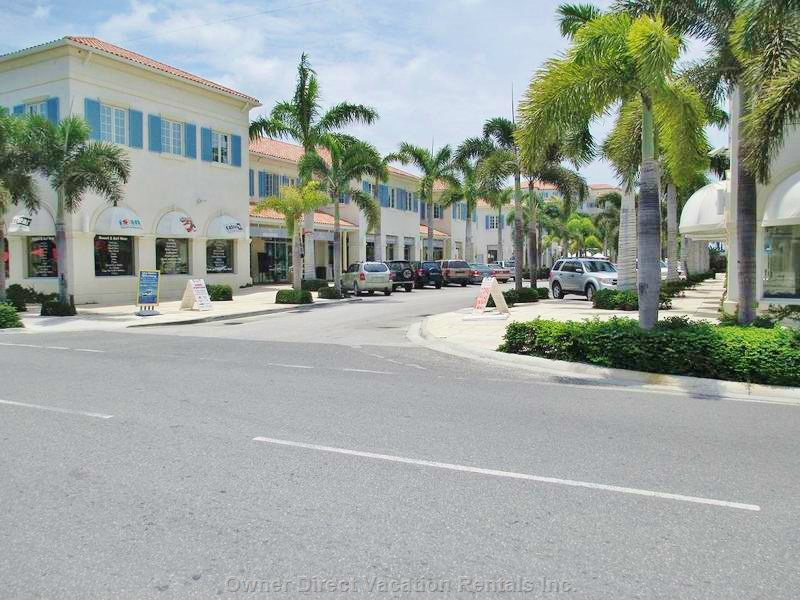 . Shopping in Grace Bay Just Minutes Away!