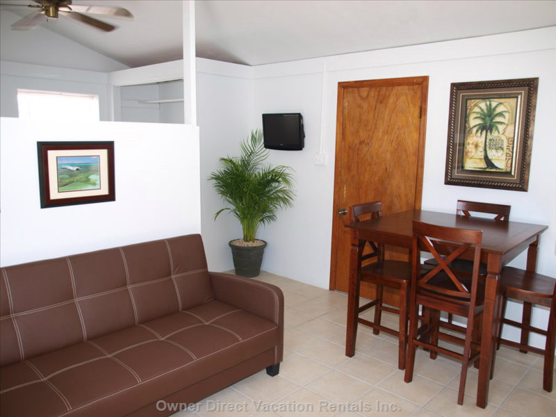 Clean, Comfortable, Grand Turk Accommodation.