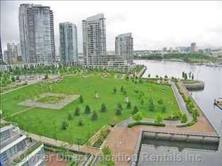 Waterfront Seawall at your Door Step