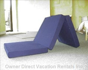 Trifold Bed