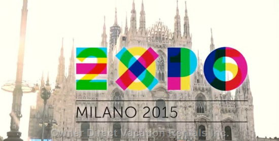 Expo Milano 2015. From May 1 until October 31