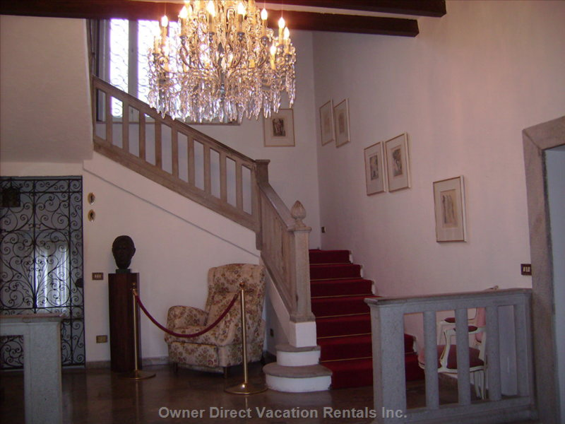 Interior. Villa LA Collina