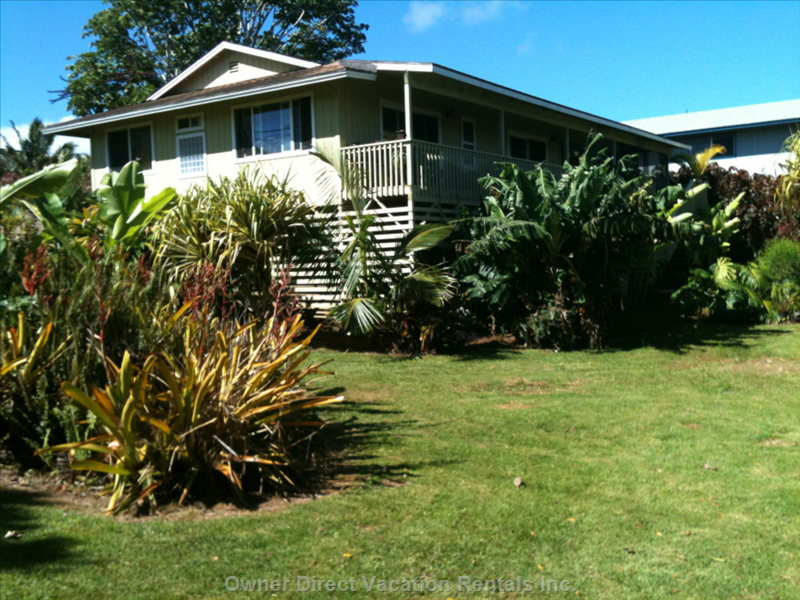 Location is Everything .... Home is Centrally Located to Everything you Want to Explore on Maui. Only 5 Minutes to Hana Hwy!