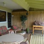 Indoor / Outdoor Living Maui Style. Furnished Lanai has Dining for 6 and Gas Bbq
