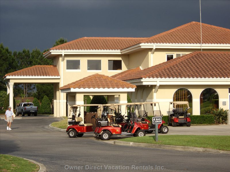 Southern Dunes Clubhouse - Golf Clubhouse with Pro-shop, Restaurant and Bar
