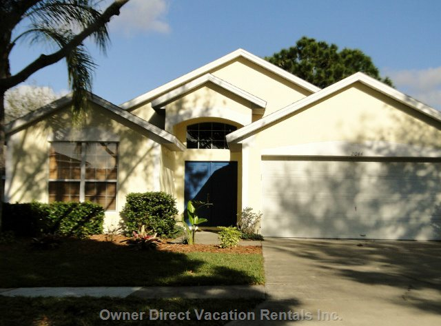 Executive Three Bed Home with Private Pool Overlooking the Golf Course!