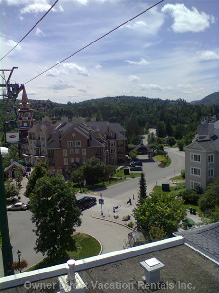 40 Minutes to Mt Tremblant