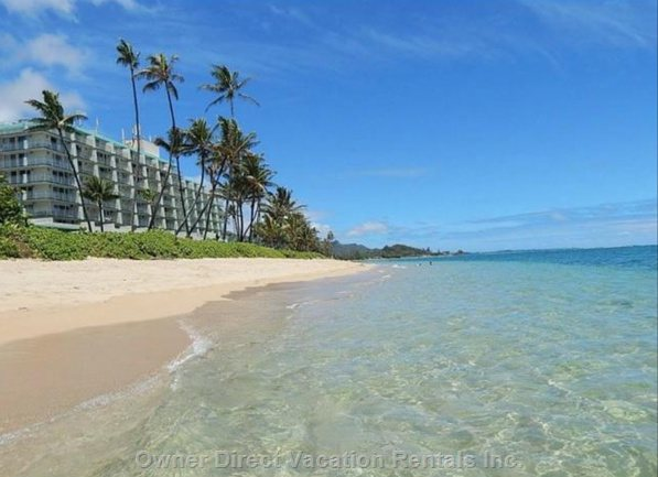Beach Retreat - Hauula Vacation Rentals ID#225746