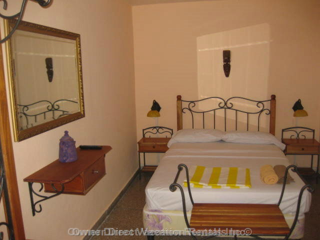 Bedrooms (E) - Guests Would be Renting one of the 5 Bedroom/bathroom Suites but the Specific Unit Cannot be Guaranteed.