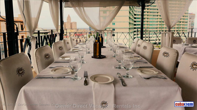 Private Restaurants - Paladares - Walking Distance from Apartment