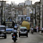 The Populous Neighborhood of 10 de Octubre, Communicated with any Place of Havana by Conventional Or Old Taxis and Public Transport.