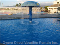 Free Heated Pool Minutes Away. Pools in Kona Are Often Not Heated  - this Beautiful Free Heated Pool is Minutes Away