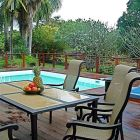 Enjoy 1200 Sf Lanai Wrapping around Pool/Spa