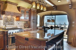 Beach Views from your Kitchen
