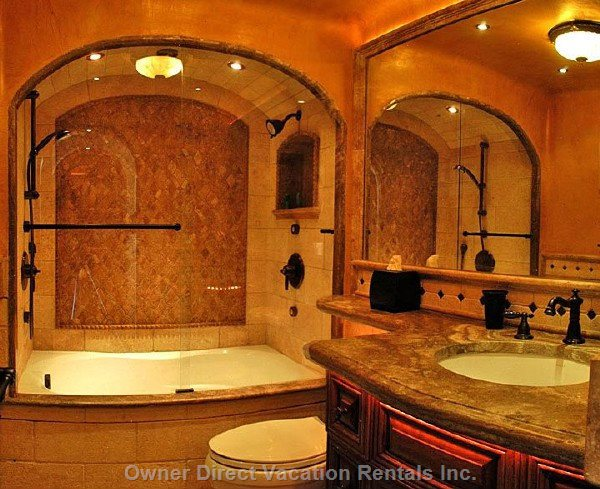 Ultra Luxurious Bathroom