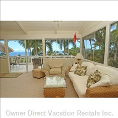 Sunroom with Views and Lanai