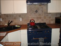 Kitchen - Features Replica Appliances