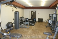 Fitness Room Available for Use