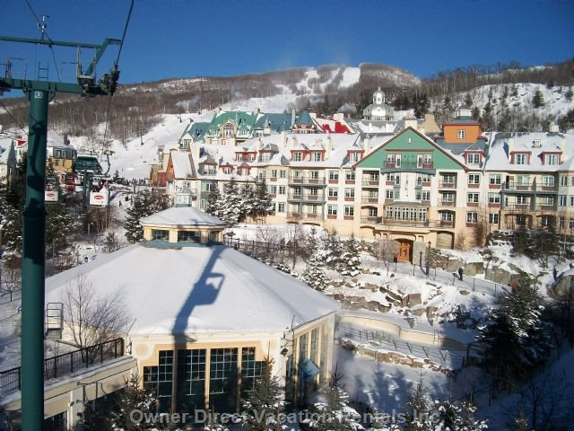 Holiday Vacation Rentals In Mont Tremblant Owner Direct