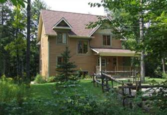 Mont-Tremblant Home (Chalet) in Quiet Location, but Close to the Action