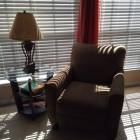 Chair in Living Room