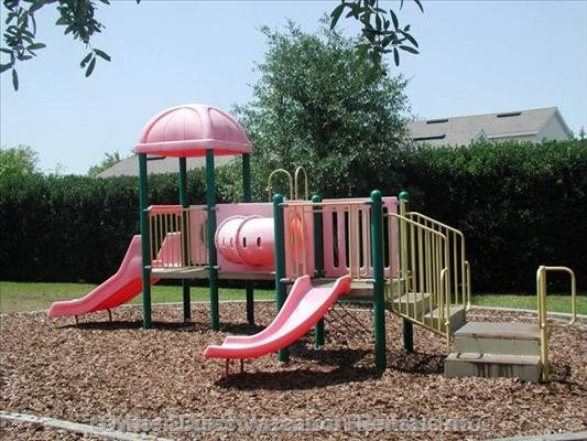 2 Community Playgrounds for the Kids.
