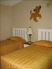 Lion King Room for the Kids