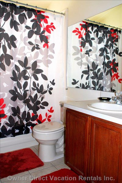 Front Bathroom (I Think I Need a Wider Lens ...)