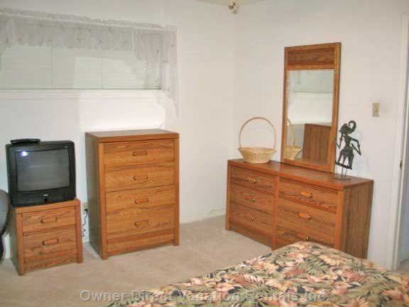 Double Dresser - Master Bedroom