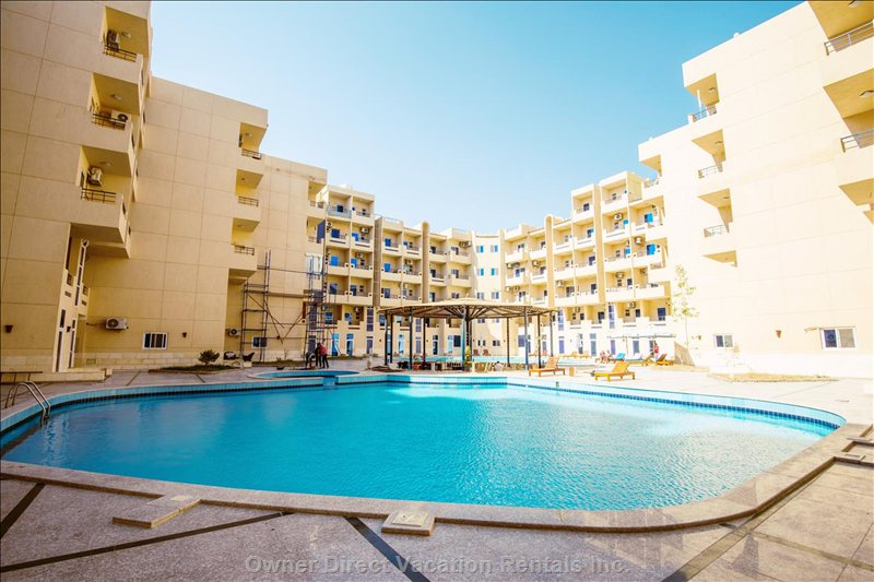 Tiba Resort in Hurghada