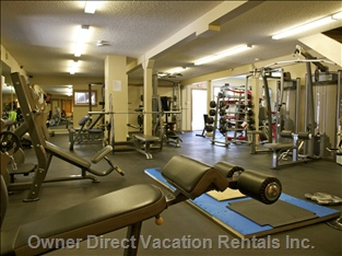 All Access to Fitness Center, Wifi
