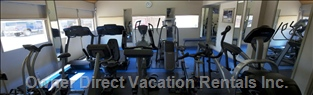 All Access to Cardio Room