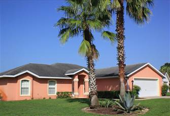 Family Vacations | Golf View Villa | Crystal River - Inverness Area