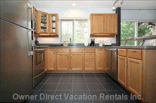 New completely renovated kitchen