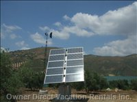 The Solar Pv Array