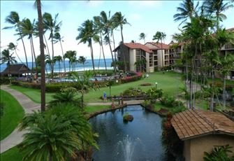 Dream your Days Away in Beautiful Maui Gazing out at the Crystal Blue Pacific