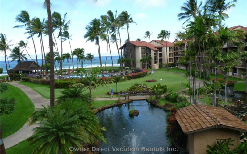 Dream your days away in beautiful Maui gazing out at the crystal blue Pacific ocean - photo credit #210310