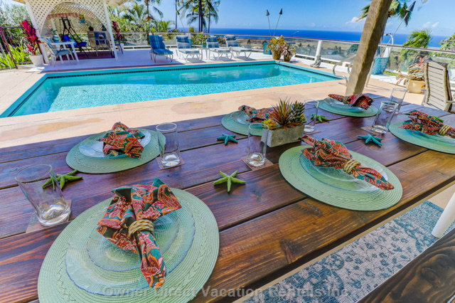 Welcome to your Lanai Away from Home .... Overlooking Private Pool