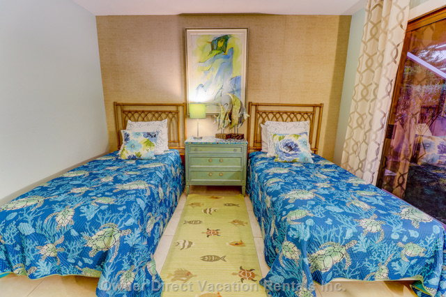Guest Twin Bedroom