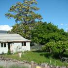 Cottage Faces the Mountain and is Tucked into a Cherry Orchard on a Plateau Overlooking Skaha Lake & Skaha Climbing Bluffs