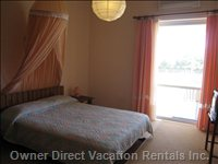 Bedroom- Double Bed - with Air Conditioning.